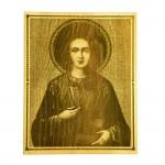 Икона большая Святой Пантелеймон Целитель