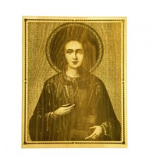 Икона малая Святой Пантелеймон Целитель