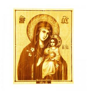 Икона большая Божией Матери Неувядаемый Цвет