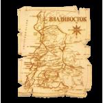 "Карта ""Владивосток""(магнит)"