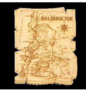 """Карта """"Владивосток"""""""