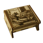 шкатулка для карт с фото